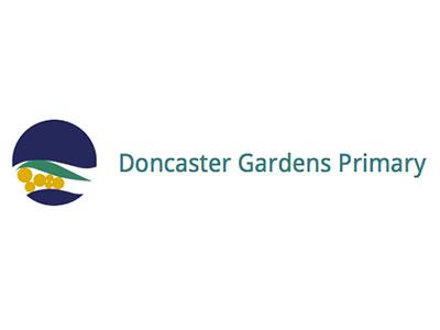 Doncaster Gardens Primary School Logo