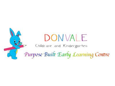 Donvale childcare and kindergarten logo