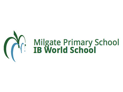Milgate Primary School Logo